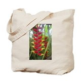 Kew Flower Photo Tote Bag