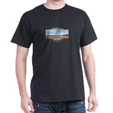 Sandy Beach Dark T-Shirt