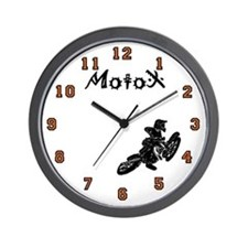 KTM Motocross clock Wall Clock