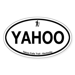Yahoo Falls Trail