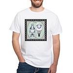 American Show Racer Standard White T-Shirt