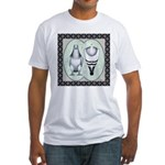 American Show Racer Standard Fitted T-Shirt