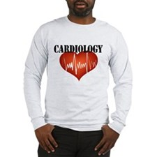 Cardiology Long Sleeve T-Shirt