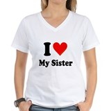 I Heart My Sister: Shirt