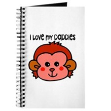 #6 I Love My Daddies Journal