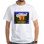 American Poultry White T-Shirt