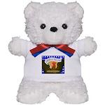 American Poultry Teddy Bear
