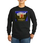 American Poultry Long Sleeve Dark T-Shirt