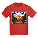American Poultry Kids Dark T-Shirt