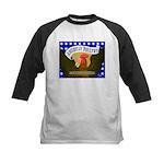 American Poultry Kids Baseball Jersey