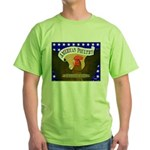 American Poultry Green T-Shirt