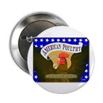 """American Poultry 2.25"""" Button"""