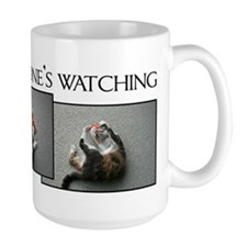 Play Like No One's Watching Mug