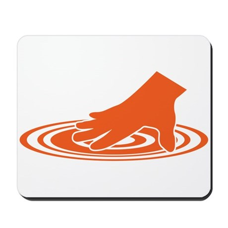 Spin The Vinyl Mousepad