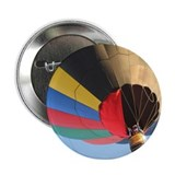 "Hot Air Balloon 2.25"" Button"