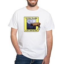 Estes Park Colorado Elk Shirt