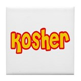 Kosher Tile Coaster