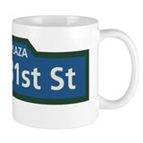 West 31st Street in NY Mug