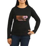 Chihuahua Girl Women's Long Sleeve Dark T-Shirt
