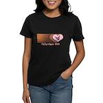 Chihuahua Girl Women's Dark T-Shirt