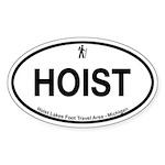 Hoist Lakes Foot Travel Area