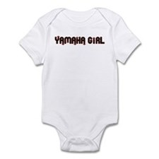 YAMAHA GIRL Infant Creeper