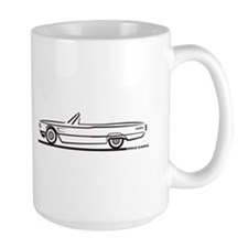 1965 Ford Thunderbird Convertible Mug
