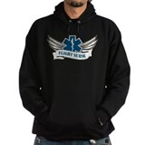 Flight nurse wings Hoodie