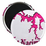 NACI (822 PINK) *NO BLACK BAC Magnet