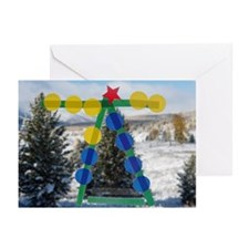 Unique Creative christmas Greeting Cards (Pk of 20)