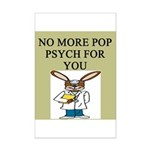 pop psych gifts and t-shirts Mini Poster Print