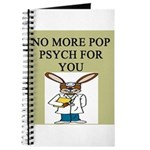 pop psych gifts and t-shirts Journal