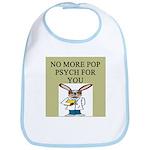 pop psych gifts and t-shirts Bib