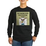 pop psych gifts and t-shirts Long Sleeve Dark T-Sh