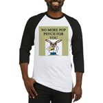 pop psych gifts and t-shirts Baseball Jersey