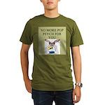 pop psych gifts and t-shirts Organic Men's T-Shirt