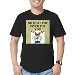 pop psych gifts and t-shirts Men's Fitted T-Shirt