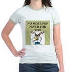 pop psych gifts and t-shirts Jr. Ringer T-Shirt