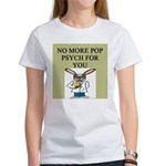 pop psych gifts and t-shirts Women's T-Shirt