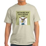 pop psych gifts and t-shirts Light T-Shirt