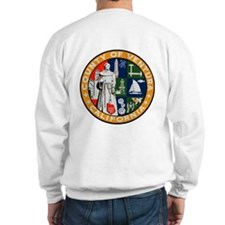 County of Ventura California Sweatshirt