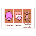 More Nursing Student Rectangle Sticker 10 pk)