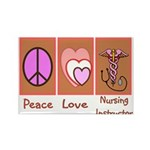 More Nursing Student Rectangle Magnet