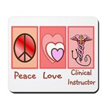 More Nursing Student Mousepad