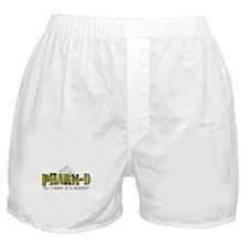 pharmacists II Boxer Shorts