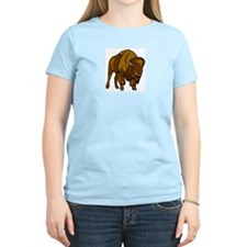 American Bison/Buffalo T-Shirt