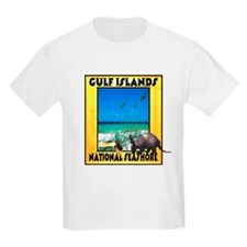 Gulf Islands National Seashor T-Shirt