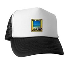 Gulf Islands National Seashor Trucker Hat
