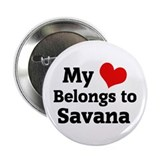 My Heart: Savana Button