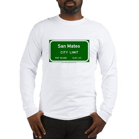 San Mateo Long Sleeve T-Shirt